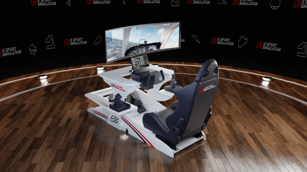 eSport Simulators Aviator Rig
